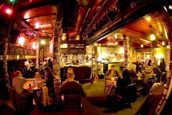 St Paul Brewery Restaurant