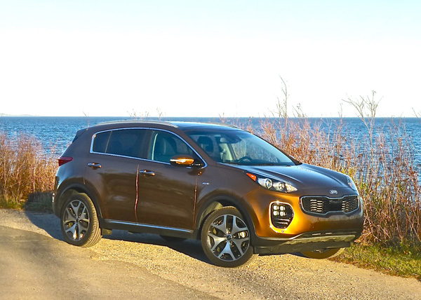 kia sportage revision for 2017 worth the wait. Black Bedroom Furniture Sets. Home Design Ideas
