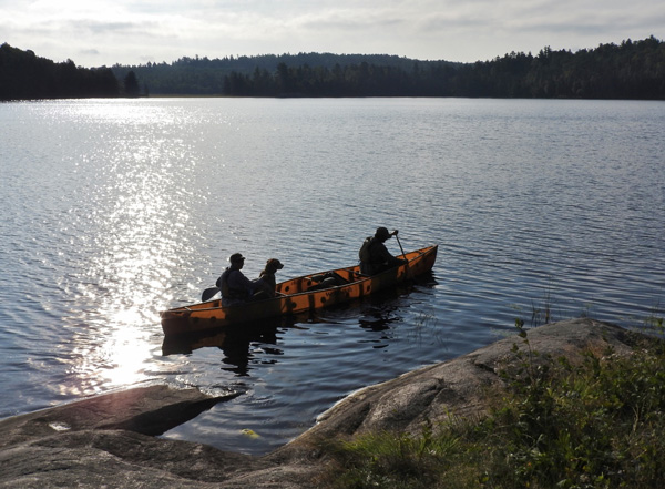 "Dave and Amy Freeman have committed to spending an entire year in the Boundary Waters. Their goal is to raise awareness about what's at risk from a proposed sulfide-ore copper mining on the edge of the Boundary Waters. Learn more at www.savetheboundarywaters.org. And ""like"" them on Facebook!"